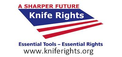 Visit Knife Rights Website to know more about your rights