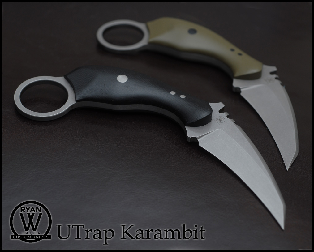 Ryan W Knives Karambit