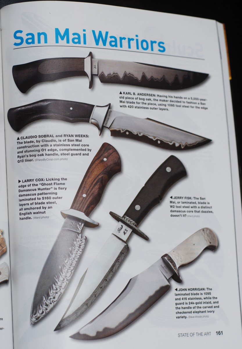 Knives 2015 Article